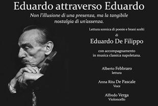 Teatro De Simone Domenica Lettura Scenica Di Poesie E Brani Di Eduardo Ntr24 Tv News Su Cronaca Politica Economia Sport Cultura Nel Sannio