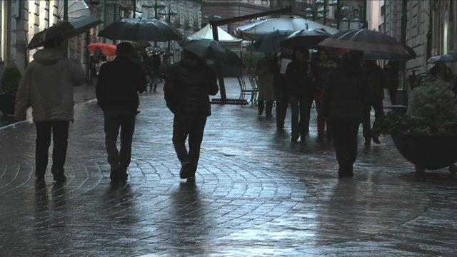 ROMA. Maltempo: allerta Protezione civile, domani temporali al Sud