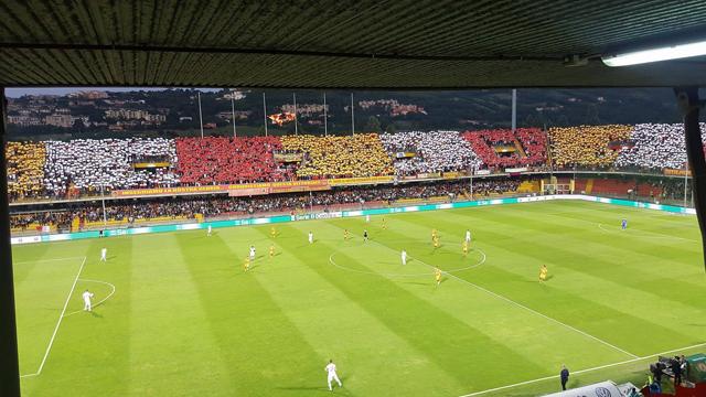 Benevento, buona la prima Perugia battuto per 1-0
