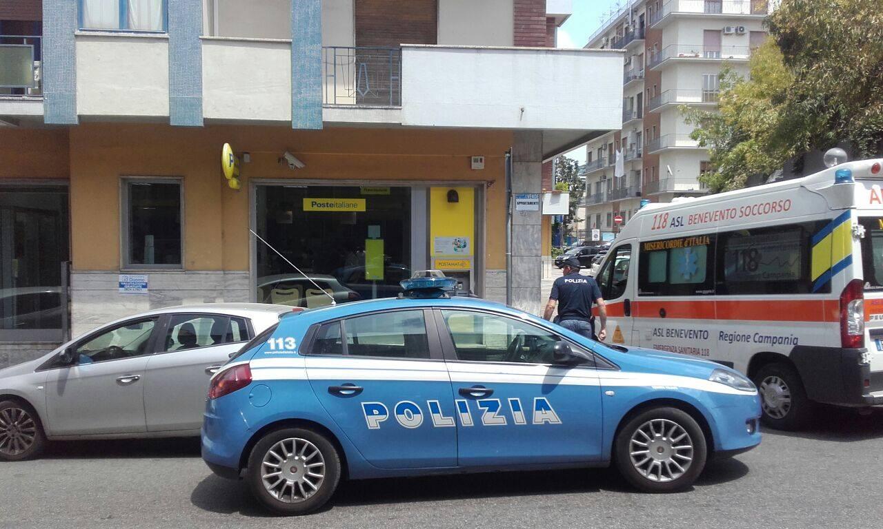 Rapina a mano armata ad un'agenzia assicurativa, due arresti