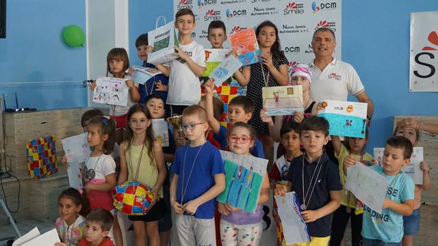 Allo Smile Saggio Finale Della Vanessa Nuoto E Premiazione Del Concorso Disegna Il Tuo Sport Ntr24 Tv News Su Cronaca Politica Economia Sport Cultura Nel Sannio