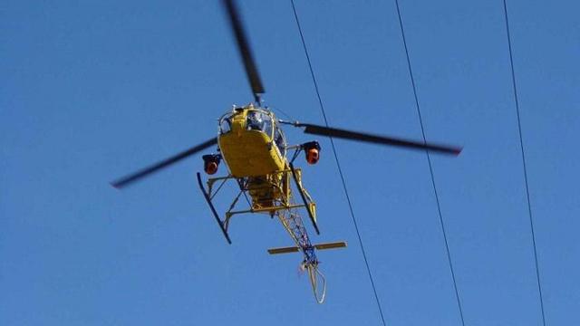 Enel Dal 9 Luglio Check Up In Elicottero Per Verificare Le Linee