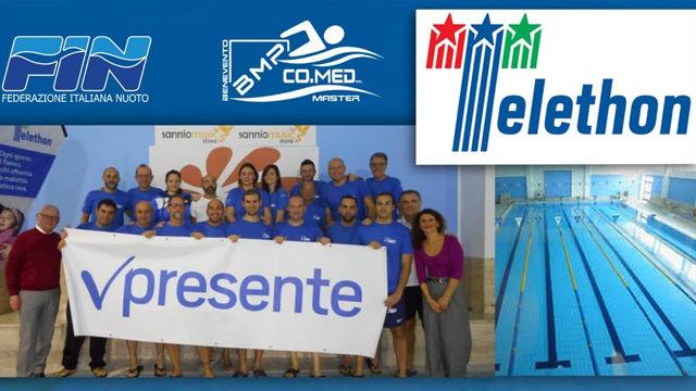 Alla Piscina Smile Di Benevento Maratona Di Nuoto A Dicembre Per Aiutare Telethon Ntr24 Tv News Su Cronaca Politica Economia Sport Cultura Nel Sannio