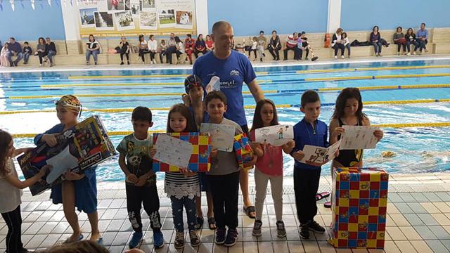 Solidarieta E Sport Alla Piscina Smile Di Benevento 12 Ore Di Nuoto Per Telethon Ntr24 Tv News Su Cronaca Politica Economia Sport Cultura Nel Sannio